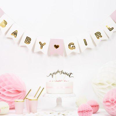 Versiering geboorte